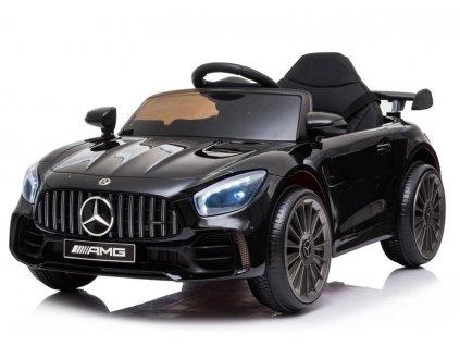 Dětské elektrické autíčko AMG GT R Pro černé2