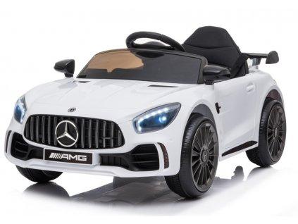 Dětské elektrické autíčko AMG GT R Pro bílé3