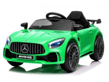 pol pl Auto na akumulator Mercedes AMG GT R Zielony 6480 4