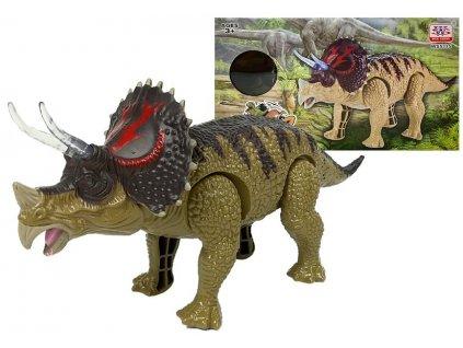 dinosaurus na dálkové ovládání triceratops (4)