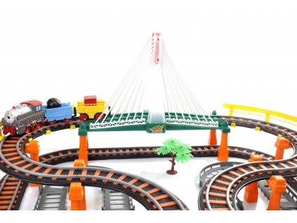 mamido velká vláčkodráha rapid train (2)