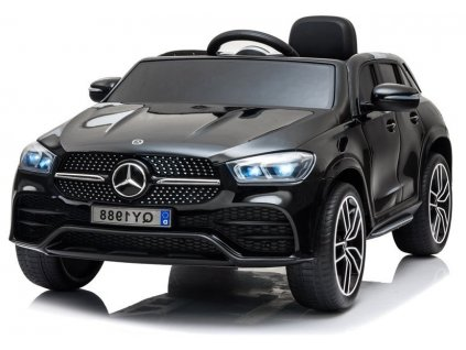 dětské elektrické autíčkko mercedes benz gle 450 černé (5)