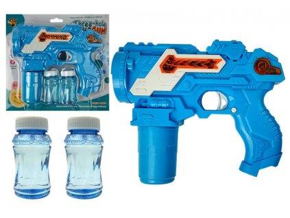mamido Bublifuk pistole se zvukovými a světelnými efekty