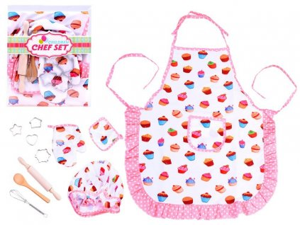 dětská kuchyňská zástěra (2)