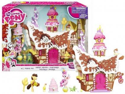 My Little Pony domeček cukrárna