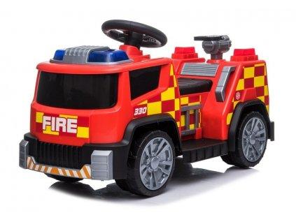 elektrické autíčko hasiči (5)