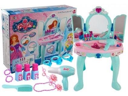 toaletní stolek pro dívky beauty (7)