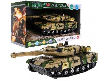tank se zvukovými efekty béžový (1)