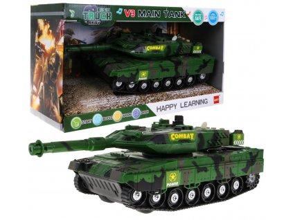 tank se zvukovými efekty zelený (1)