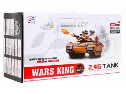 tank na dálkové ovládání zelený (4)