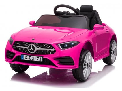 dětské elektrické autíčko mercedes benz cls350 (1)