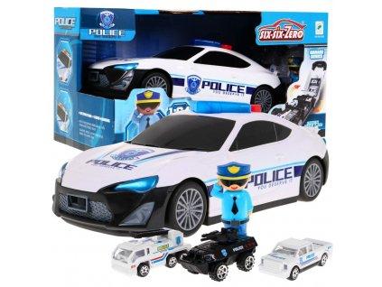 policejní autíčko