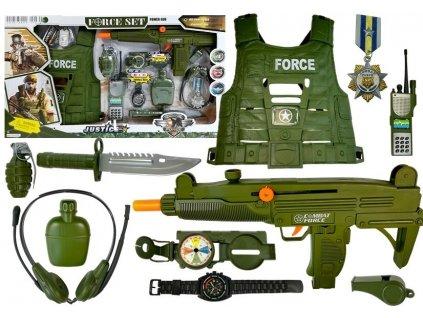 Dětská vojenská sada 7