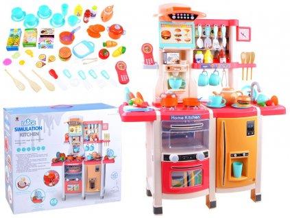 velká dětská kuchyňka růžová (1)