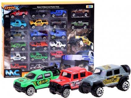 sada kovocýh terénních autíček (1)