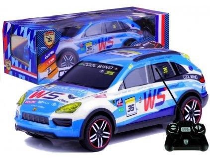 Sportovní auto na dálkové ovládání W5 1