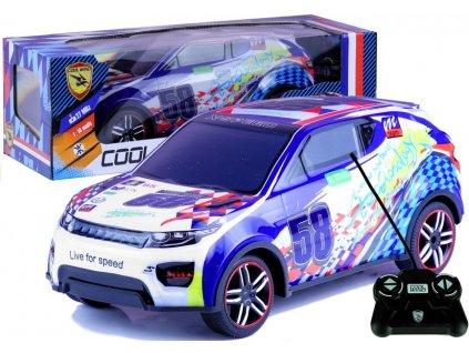 Sportovní auto na dálkové ovládání W5 5
