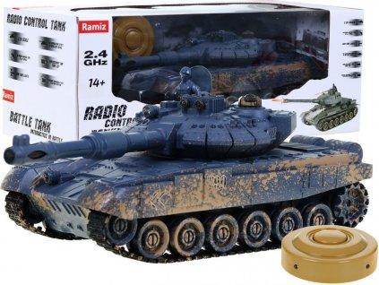 Tank na dálkové ovládání 9