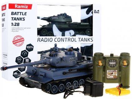 Tank na dálkové ovládání 11