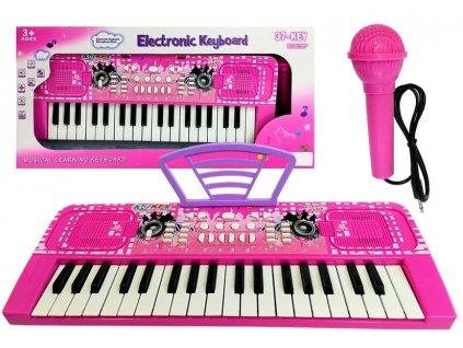 keyboard růžový (1)