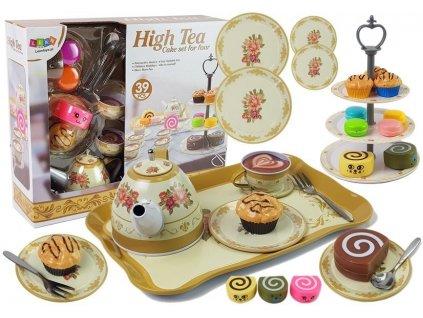 Dětský čajový set pro 4
