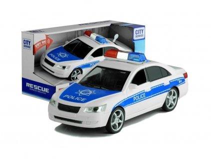 autíčko police