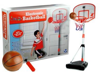 elektronický basketbalový koš (1)