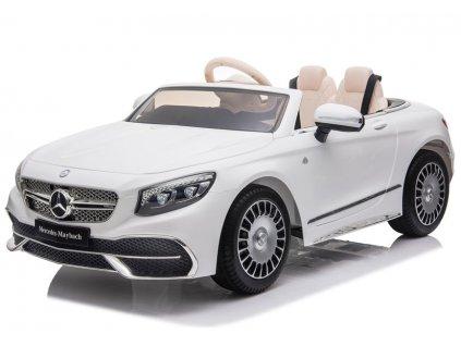 Elektrické autíčko Mercedes Maybach 3