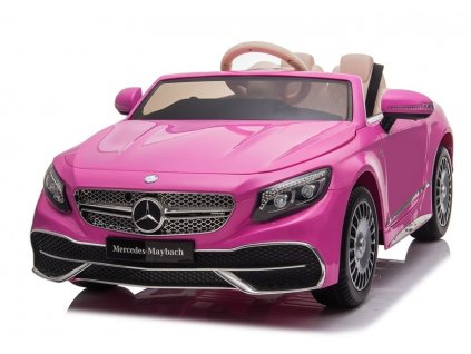 Elektrické autíčko Mercedes Maybach 2