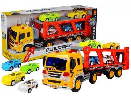 kamion s autíčky (1)