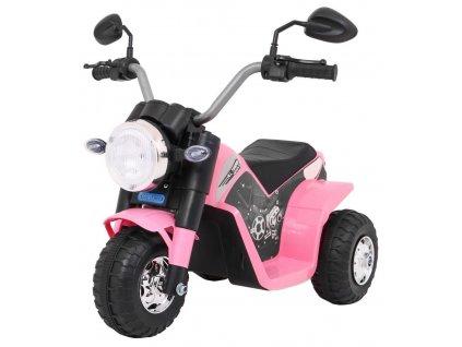 Dětská elektrická motorka MiniBike