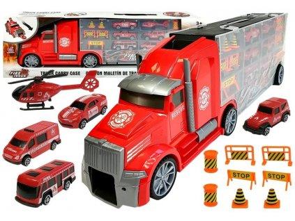 velký kamion s autíčky (1)