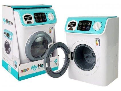 Dětská pračka na baterie se zvukem