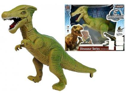 dinosaurus na baterie zelený (1)