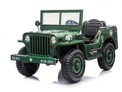 elektrické autíčko jeep (1)