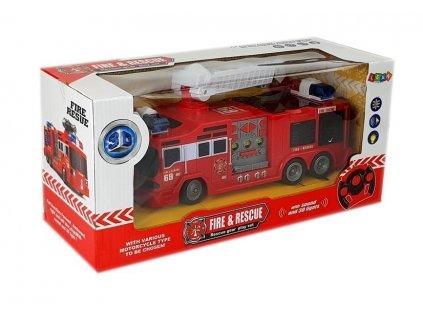 hasičské auto na dálkové ovládání (1)