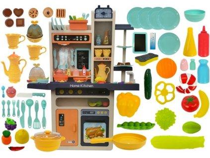 dětská kuchyňka se zvuky a tekoucí vodou (1)