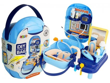 dětská lékařská sada v kufříku (1)