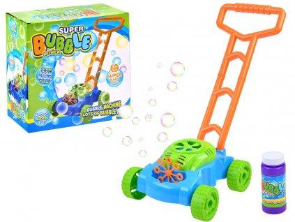 Dětská sekačka na tvoření mýdlových bublin 2