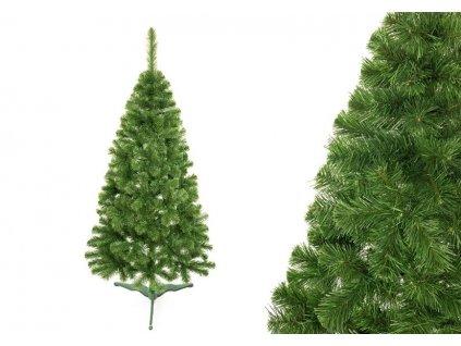 Umělý vánoční stromeček borovice 150 cm + stojan