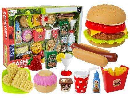 potraviny fast food pro děti (1)