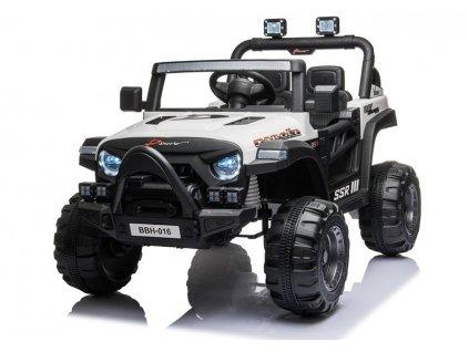 elektrické autíčko jeep target (1)