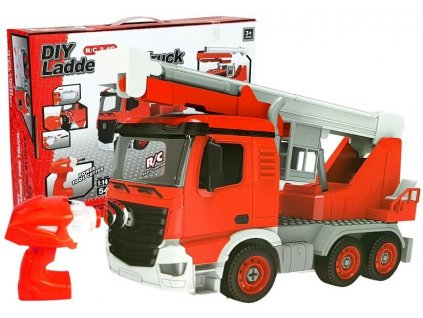 stavebnice hasičské auto (1)