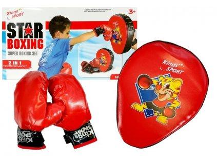 Dětský boxerský set rukavic 1