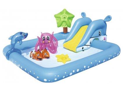 Bestway bazén hrací hřiště 239 x 206 x 86 cm 2