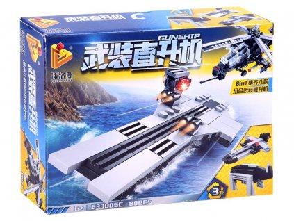 Technická stavebnice loď