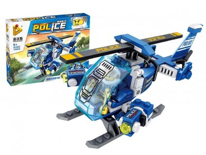 Konstrukční stavebnice policejní 2
