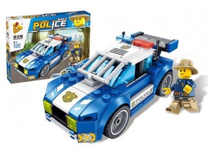 Konstrukční stavebnice policejní 8