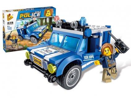 Konstrukční stavebnice policejní 6