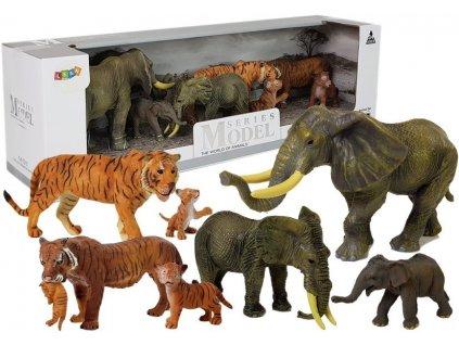 zvířátka safari (1)